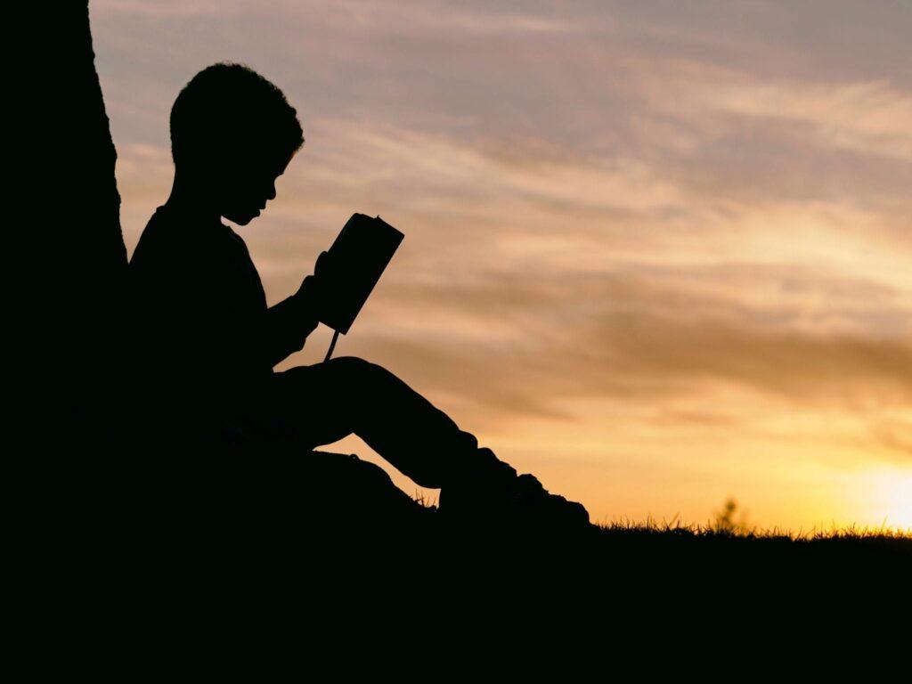 boeken sorteren en boeken lezen